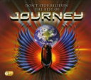 Journey ジャーニー / Don't Stop Believin': The Best Of 輸入盤 【CD】