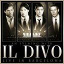 【送料無料】 Il Divo イルディーボ / ライヴ・イン・バルセロナ2009 (CD+DVD限定盤) 【CD】