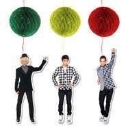 BIGBANG (Korea) ビッグバン / 2010 BIGBANG 公式カード 【Goods】
