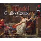 【送料無料】 Handel ヘンデル / 『ジューリオ・チェーザレ』全曲 ペトルー&オーケストラ・オブ・パトラス、ハマルストレム、ガッリ、他(2006 ステレオ)(3CD) 輸入盤 【CD】