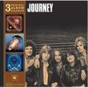 【送料無料】Journey ジャーニー / 3cd Original Album Classics 輸入盤 【CD】