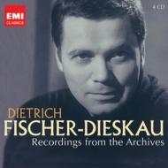 歌曲集(ベートーヴェン、モーツァルト、ハイドン、シェーンベルク、ベルク) フィッシャー=ディースカウ(4CD) 輸入盤 【CD】