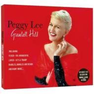 PeggyLeeペギー・リー/GreatestHits輸入盤【CD】