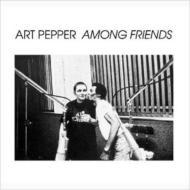【送料無料】 Art Pepper アートペッパー / Among Friends 輸入盤 【CD】