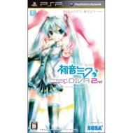 【送料無料】PSPソフト / 初音ミク -Project DIVA- 2nd 【GAME】