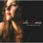 Halie Loren ヘイリーロレン / They Oughta Write A Song: 青い影 【CD】