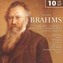 Brahms ブラームス / ブラームス・ボックス(カラヤン、クナッパーツブッシュ、ケンペ、クリップス、ブレンデル、アンダ、カザルス、他)(10CD) 輸入盤 【CD】