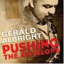 【送料無料】Gerald Albright ジェラルド・アルブライド / Pushing The Envelope 輸入盤 【CD】