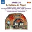 【送料無料】 Rossini ロッシーニ / 『アルジェのイタリア女』全曲ゼッダ&ヴィルトゥオージ・ブルネンシス、レガッツォ、ピッツォラート、他(2008ステレオ)(2CD) 輸入盤 【CD】
