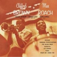【送料無料】 Clifford Brown/Max Roach / Clifford Brown & Max Roach 輸入盤 【CD】