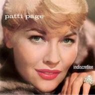 【送料無料】 Patti Page パティペイジ / Indiscretion 輸入盤 【CD】