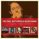 【送料無料】 Paul Butterfield Blues Band ポールバターフィールドブルースバンド / 5 Original Albums Series 【CD】