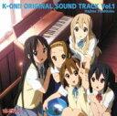 「TVアニメ「けいおん!!」オリジナルサウンドトラック K-ON!! ORIGINAL SOUND TRACK Vol.1 【CD】