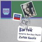 【送料無料】 Bartok バルトーク / ピアノ独奏曲全集 ゾルターン・コチシュ(8CD) 輸入盤 【CD】