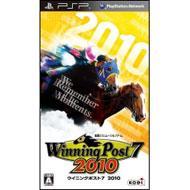 PSPソフト / ウイニングポスト7 2010 【GAME】