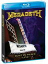 Megadeth メガデス / Rust In Peace Live 【BLU-RAY DISC】