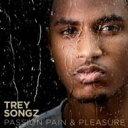 Trey Songz トレイ・ソングス / Passion Pain & Pleasure 輸入盤 【CD】