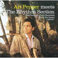 【送料無料】 Art Pepper アートペッパー / Art Pepper Meets The Rhythm Section 【SACD】