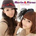 CD+DVD 10% OFFMarin & Riena / Love Train 【CD Maxi】