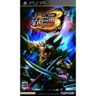 【送料無料】PSPソフト / モンスターハンターポータブル 3rd 【GAME】
