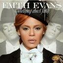 【送料無料】Faith Evans フェイス・エヴァンス / Something About Faith 輸入盤 【CD】