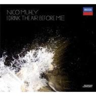 NicoMuhly/IDrinkTheAirBeforeMe:EnsembleYoungPeople'sChorusEtc輸入盤【CD】