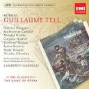 【送料無料】 Rossini ロッシーニ / 『ウィリアム・テル』全曲ガルデッリ&ロイヤル・フィル、バキエ、カバリエ、他(1972ステレオ)(4CD) 輸入盤 【CD】