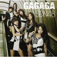 CD+DVD 15%OFFSDN48 エスディーエヌ / GAGAGA type-A 【CD Maxi】