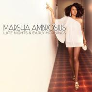Marsha Ambrosius / Late Nights & Early Mornings 【CD】