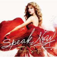 TaylorSwiftテイラー・スウィフト/SpeakNow【CD】