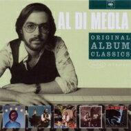 【送料無料】 Al Dimeola アルディメオラ / Original Album Classics 輸入盤 【CD】