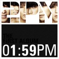 2PM / 01: 59pm 〜japan Special Edition〜 【CD】