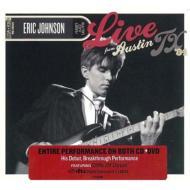 【送料無料】 Eric Johnson エリックジョンソン / Live From Austin Tx '84 輸入盤 【CD】