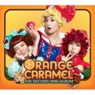 輸入盤CD スペシャルプライスOrange Caramel オレンジキャラメル / 2nd Mini Album: アイン 輸...