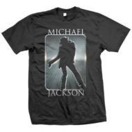 Michael Jackson マイケルジャクソン / Michael Jackson T-shirt : Chrome Silhouette / Size: ...
