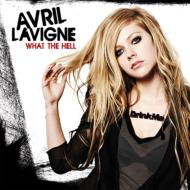 Avril Lavigne アブリルラビーン / What The Hell 【CD Maxi】
