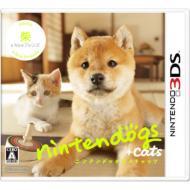 ニンテンドー3DSソフト (Nintendo) / nintendogs+cats 柴 & Newフレンズ 【GAME】