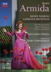 Rossini ロッシーニ / 『アルミーダ』全曲 ジマーマン演出、フリッツァ&メトロポリタン歌劇場、フレミング、ブラウンリー、他(2010 ステレオ)(2DVD) 【DVD】