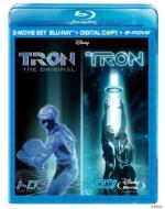 Bungee Price Blu-ray 洋画トロン:オリジナル×レガシー ブルーレイ・セット 【BLU-RAY DISC】