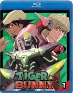 Bungee Price Blu-ray アニメTIGER & BUNNY(タイガー & バニー) 1 通常版 【BLU-RAY DISC】