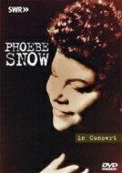 PhoebeSnow/InConcert1989【DVD】