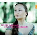 【送料無料】 Rossini ロッシーニ / オペラ・アリア集レージネヴァ、ミンコフスキ&シンフォニア・ヴァルソヴィア 輸入盤 【CD】