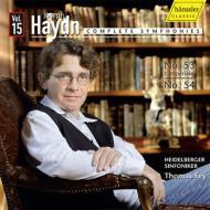【送料無料】Haydnハイドン/交響曲第53番『帝国』、第54番ファイ&ハイデルベルク交響楽団輸入盤【CD】