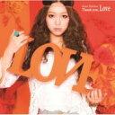 CD+DVD 15%OFF【送料無料】 西野カナ / Thank you, Love 【初回限定盤】 【CD】