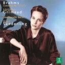 Brahms ブラームス / ピアノ協奏曲第1番 エレーヌ・グリモー(p)、ザンデルリング&シュターツカペレ・ベルリン