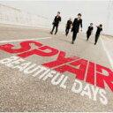 CD+DVD 15%OFF[初回限定盤 ] SPYAIR スパイエアー / BEAUTIFUL DAYS 【初回限定盤】 【CD Maxi】