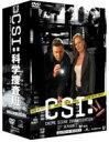 CSI: 科学捜査班 シーズン3 コンプリートDVD BOX-I