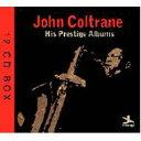 【送料無料】John Coltrane ジョンコルトレーン / His Prestige Albums 輸入盤 【CD】