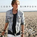 Cody Simpson コーディーシンプソン / Coast To Coast Japan Special Edition 【CD】