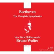 【送料無料】Beethoven ベートーヴェン / 交響曲全集 ワルター&ニューヨーク・フィル、フィラ...
